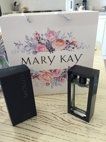 Mary Kay парфюм мужской Cityscape в Бишкек