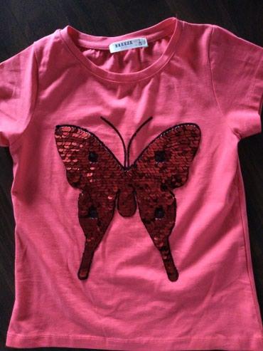 Pamucnih-majica - Srbija: Majica za devojčicu . Veličina 5-110