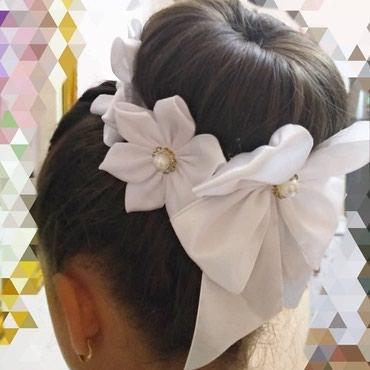 Украшение для волос на пучок. в Бишкек