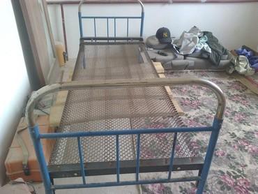 Советская кровать в отличном состоянии. Цена: 2000 сом. в Бишкек