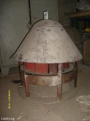 Мощная пром. вытяжка (гриб) для цехов, сто, кафе, итд. Сделано в в Бишкек