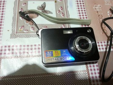 Rekam kamera 8meqa pixel 8zoom tam islekdir uzerinde usb snur verilir в Bakı