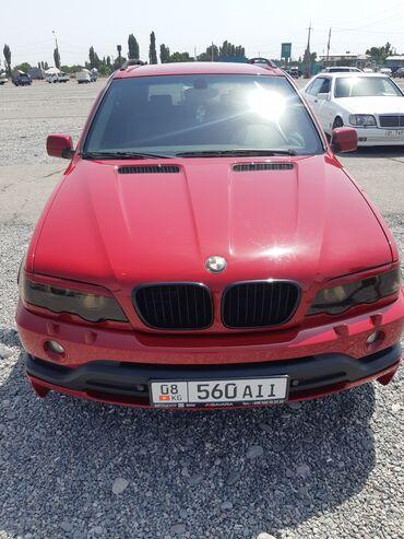 Транспорт - Военно-Антоновка: BMW X5 4.4 л. 2001