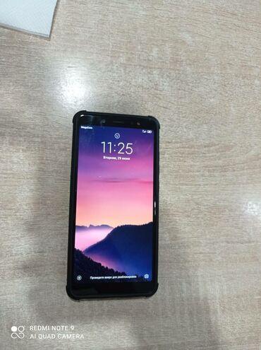 Электроника - Чон-Арык: Xiaomi Redmi Note 5 | 32 ГБ | Черный | Сенсорный, Отпечаток пальца, Две SIM карты