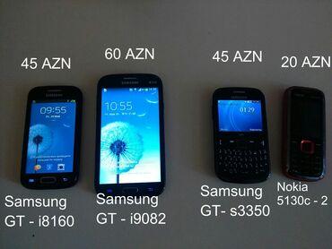 Işlenmiş telefonlar satilir Telefonlar evdedi 1cu Telefon Samsung GT
