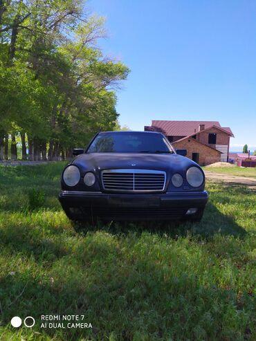 Mercedes-Benz в Кыргызстан: Mercedes-Benz E 280 2.8 л. 1999