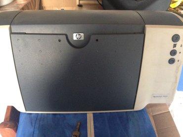 Цветной принтер hp 3820, без картриджа в Кара-Балта