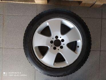 Продаю диски с резиной на Mercedes benz r17 225/55/17 оригинал!!!