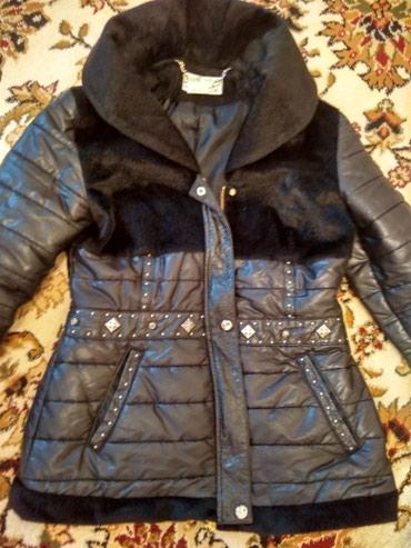 Куртка бу, ласаграда, очень красивая куртка, размер 38 в Бишкек
