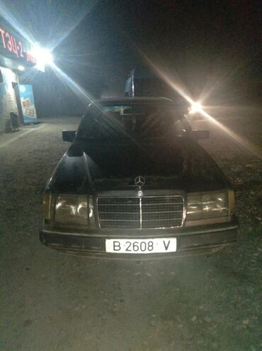Mercedes-Benz 230 2.3 л. 1989