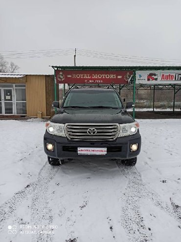 Toyota Land Cruiser 2012 в Бишкек