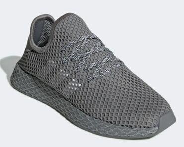 adidas-clima в Кыргызстан: Продам кроссовки Adidas Оригинал. Мужские. Размер 42й. Куплено в РФ