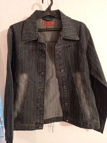 Продается джинсовая куртка, женская, в отличном состоянии. Размер xxl