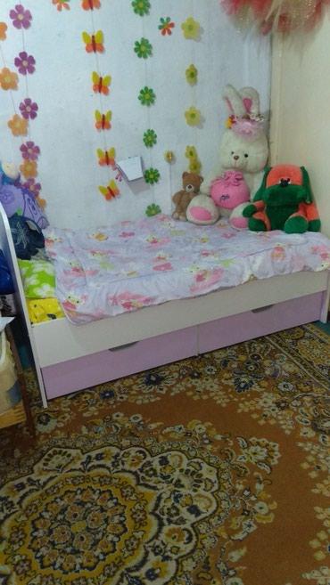 Продаю детскую кровать, все вопросы по телефону в Бишкек