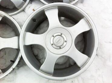 диски момо r18 в Кыргызстан: Продаю хорошие диски OZ кобра с резиной торг