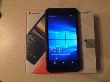 Surface 2 microsoft - Кыргызстан: Продаю Microsoft Lumia 640 dual sim. Отличный телефон для связи (2