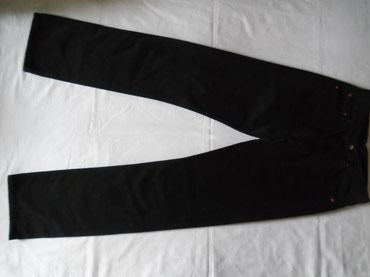Original Levi's 501 crne muške farmerke, veličine W 29 L 34. nošene - Belgrade