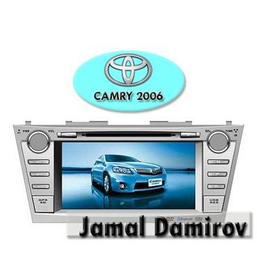 рулевая рейка камри в Азербайджан: DVD-monitor Toyota Camry 2006-2011 250aznBundan başqa HƏR NÖV