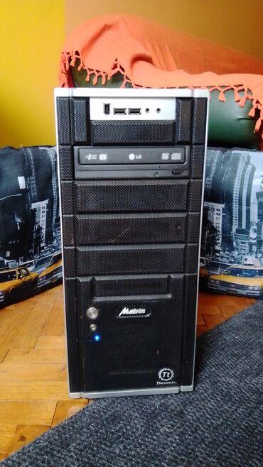 Elektronika - Srbija: Kompjuter INTEL Pentium(Dual Core) D 915 2.8GHzMaticna ploca