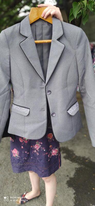 Школьный костюм юбка костюм жилетка