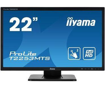 Фирменные Сенсорные мониторы для бизнеса!  21,5'' Iiyama T2253MTS-B1 1