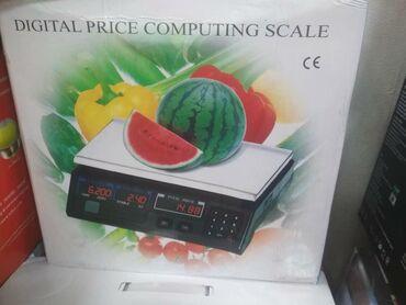 Бытовая техника - Кок-Ой: Весы овощной До 40кг Доставка бесплатно Есть наличии