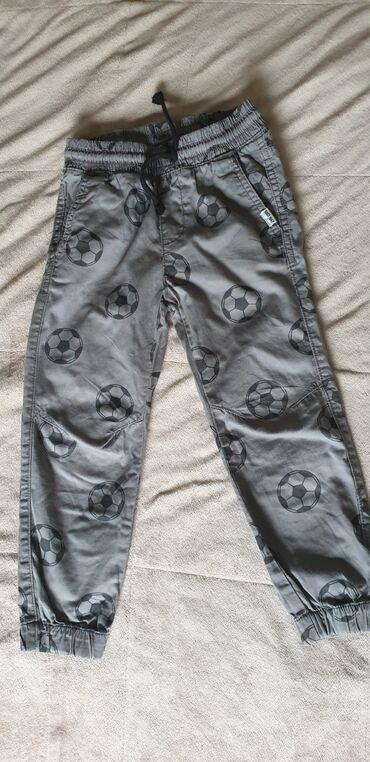 Pantalone ara - Srbija: Pantalone za decake. Pamuk. Kao nove. Velicina 3-4 godine