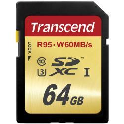 Bakı şəhərində Transcend 64gb class 10 u3 memory kartlar yenidir, kitay deyil