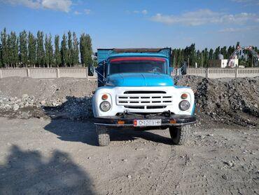 Транспорт - Кызыл-Туу: Продаю ЗИЛ состояние идеальное колесо кытай газ бензин прошу 200.000
