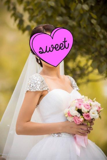 Продаю или сдаю свадебное платье! в Бишкек