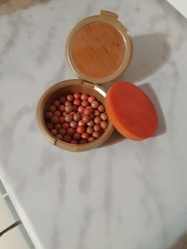 Kosmetika - Masazır: Rumyana bronzer Oriflame az istifadə olunub