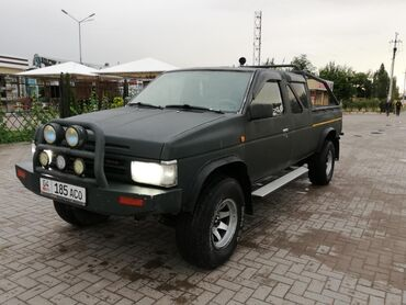 Nissan Terrano 2.7 л. 1993