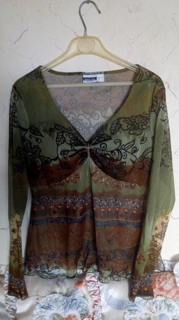 Bluza nova zenska...obim grudi 95...do..100...zbog elastina...duz - Kraljevo