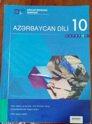 Azərbaycan dili 10-cu sinif testi.Heç işlənməyib.Azerbaycan dili 10-cu