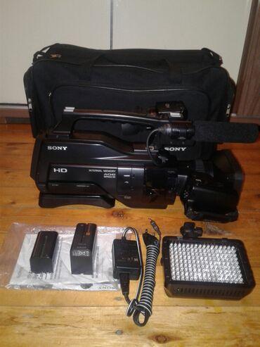 Sony HD 1500 yeni gəlmə maldi rasiyyadan tam kamplet