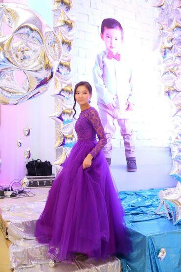 s размер в Кыргызстан: Продаю платье arzubek vonama, размер примерно S, рост 168 см