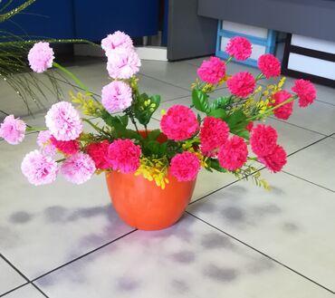 Keramika saksija sa cvećem Povoljno