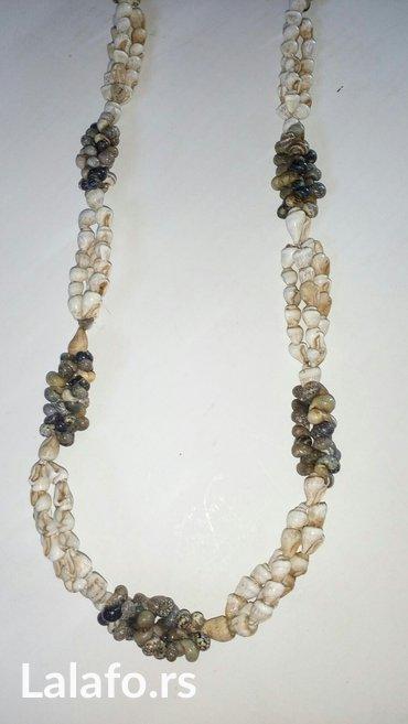 Ogrlica od skoljkii 🎀 lagana kupljena na odmoru - Cuprija