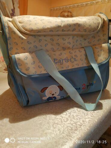 сумка для мам в Кыргызстан: Детская сумка для мам, Токмок, в идеальном состоянии почти не носили