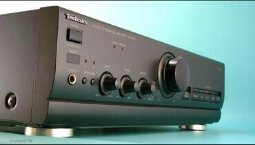 Аудиотехника - Кыргызстан: Усилитель Tekhnikcs su-v500 Япония.  В идеальном состоянии