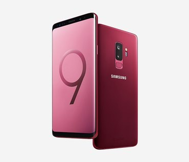 Samsung Galaxy S9+ Plus Red Aντιγραφο 6,2 Inch Octa Core, Dual σε Patras