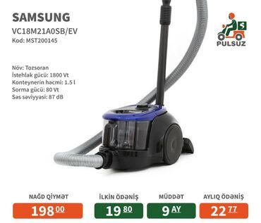 Samsung e1200 - Azərbaycan: Samsung tozsoran modelləri artıq çox ucuz qiymətə əldə edə bilərsiniz