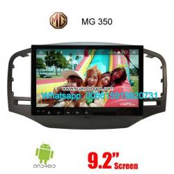 MG 350 Car audio radio update android GPS navigation camera in Kathmandu