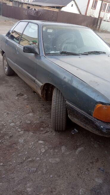Транспорт - Раздольное: Audi 100 2.3 л. 1989