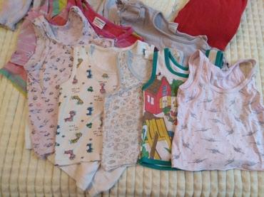 Одежды с пакетом на 1-1,5 годика обмен на памперсы 3ку пачку в Бишкек