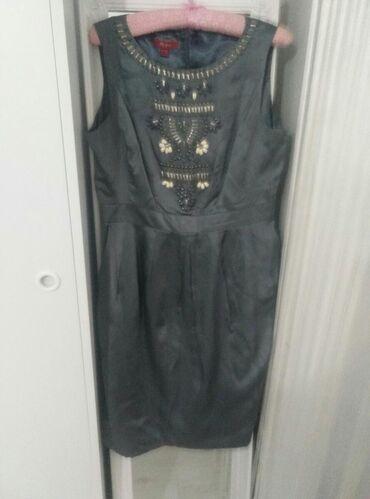 Monsoon svilena svecana haljina,obucena jednom
