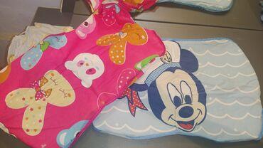 Продаю наволочки на детские ортопедические подушки. Х/б. Состояние