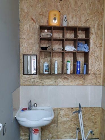 Sumqayıt şəhərində Salon satilir ici qariwiq. ful salondu teze remontdan cixib. tv