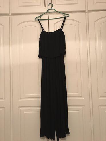 Προσωπικά αντικείμενα - Ελλαδα: Ολόσωμη φόρμα μαύρη  Μέγεθος : medium