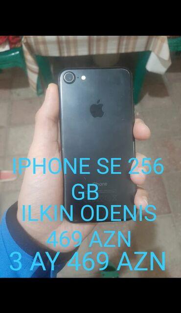 Электроника - Дюбенди: Новый iPhone SE 2020 256 ГБ Черный